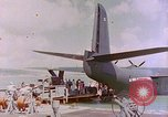 Image of US Aircraft JRM-1 removing casualties and taking off Pearl Harbor Hawaii USA, 1946, second 47 stock footage video 65675022271