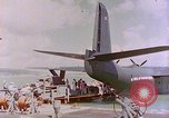 Image of US Aircraft JRM-1 removing casualties and taking off Pearl Harbor Hawaii USA, 1946, second 54 stock footage video 65675022271