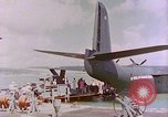 Image of US Aircraft JRM-1 removing casualties and taking off Pearl Harbor Hawaii USA, 1946, second 56 stock footage video 65675022271