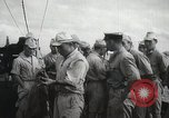 Image of Routine activities on Japanese submarine during World War II Indian Ocean, 1942, second 16 stock footage video 65675022282