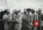Image of Routine activities on Japanese submarine during World War II Indian Ocean, 1942, second 20 stock footage video 65675022282