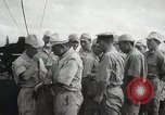 Image of Routine activities on Japanese submarine during World War II Indian Ocean, 1942, second 21 stock footage video 65675022282