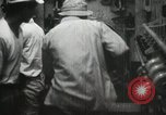 Image of Lockout emergency on Japanese submarine Indian Ocean, 1942, second 39 stock footage video 65675022285