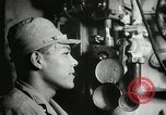 Image of Lockout emergency on Japanese submarine Indian Ocean, 1942, second 62 stock footage video 65675022285