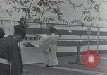 Image of Commisioning ceremony of Japanese aircraft carrier Hiryu Yokosuka Japan, 1940, second 36 stock footage video 65675022299