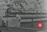 Image of Commisioning ceremony of Japanese aircraft carrier Hiryu Yokosuka Japan, 1940, second 55 stock footage video 65675022299