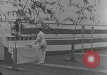 Image of Commisioning ceremony of Japanese aircraft carrier Hiryu Yokosuka Japan, 1940, second 56 stock footage video 65675022299