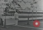 Image of Commisioning ceremony of Japanese aircraft carrier Hiryu Yokosuka Japan, 1940, second 57 stock footage video 65675022299