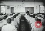 Image of Japanese Navy sailors especially submarine in training during World Wa Japan, 1942, second 57 stock footage video 65675022305