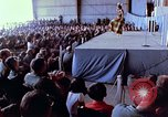Image of USO show in Vietnam Vietnam, 1972, second 9 stock footage video 65675022319