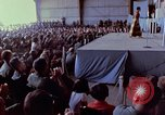 Image of USO show in Vietnam Vietnam, 1972, second 12 stock footage video 65675022319