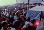 Image of USO show in Vietnam Vietnam, 1972, second 14 stock footage video 65675022319