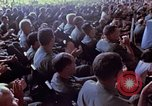 Image of USO show in Vietnam Vietnam, 1972, second 15 stock footage video 65675022319