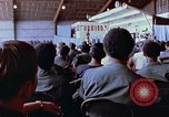 Image of USO show in Vietnam Vietnam, 1972, second 27 stock footage video 65675022319