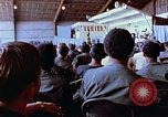 Image of USO show in Vietnam Vietnam, 1972, second 32 stock footage video 65675022319