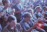 Image of USO show in Vietnam Vietnam, 1972, second 35 stock footage video 65675022319