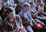 Image of USO show in Vietnam Vietnam, 1972, second 40 stock footage video 65675022319