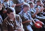 Image of USO show in Vietnam Vietnam, 1972, second 41 stock footage video 65675022319