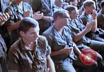 Image of USO show in Vietnam Vietnam, 1972, second 42 stock footage video 65675022319