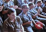 Image of USO show in Vietnam Vietnam, 1972, second 43 stock footage video 65675022319