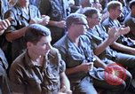 Image of USO show in Vietnam Vietnam, 1972, second 44 stock footage video 65675022319