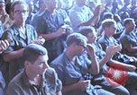 Image of USO show in Vietnam Vietnam, 1972, second 45 stock footage video 65675022319