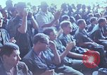 Image of USO show in Vietnam Vietnam, 1972, second 46 stock footage video 65675022319