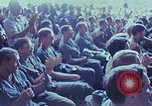 Image of USO show in Vietnam Vietnam, 1972, second 48 stock footage video 65675022319