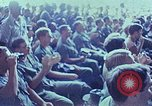 Image of USO show in Vietnam Vietnam, 1972, second 50 stock footage video 65675022319