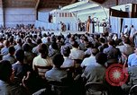 Image of USO show in Vietnam Vietnam, 1972, second 53 stock footage video 65675022319