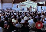 Image of USO show in Vietnam Vietnam, 1972, second 54 stock footage video 65675022319