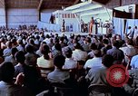Image of USO show in Vietnam Vietnam, 1972, second 55 stock footage video 65675022319