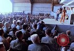 Image of USO show in Vietnam Vietnam, 1972, second 56 stock footage video 65675022319