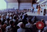 Image of USO show in Vietnam Vietnam, 1972, second 57 stock footage video 65675022319