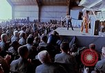 Image of USO show in Vietnam Vietnam, 1972, second 58 stock footage video 65675022319