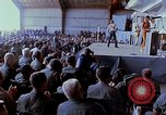 Image of USO show in Vietnam Vietnam, 1972, second 59 stock footage video 65675022319