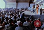 Image of USO show in Vietnam Vietnam, 1972, second 60 stock footage video 65675022319