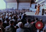 Image of USO show in Vietnam Vietnam, 1972, second 61 stock footage video 65675022319