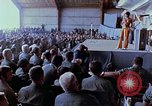 Image of USO show in Vietnam Vietnam, 1972, second 62 stock footage video 65675022319