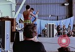 Image of USO Troupe Vietnam, 1972, second 58 stock footage video 65675022323