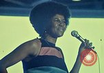 Image of Singer Blinky Williams Vietnam, 1972, second 57 stock footage video 65675022327