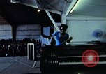 Image of Sammy Davis Jr Vietnam Can Tho Army Airfield, 1972, second 20 stock footage video 65675022331