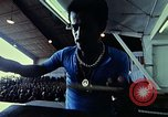 Image of Sammy Davis Jr Vietnam Can Tho Army Airfield, 1972, second 33 stock footage video 65675022331