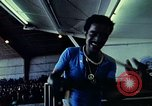 Image of Sammy Davis Jr Vietnam Can Tho Army Airfield, 1972, second 38 stock footage video 65675022331