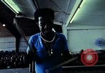 Image of Sammy Davis Jr Vietnam Can Tho Army Airfield, 1972, second 39 stock footage video 65675022331