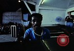 Image of Sammy Davis Jr Vietnam Can Tho Army Airfield, 1972, second 44 stock footage video 65675022331