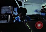 Image of Sammy Davis Jr Vietnam Can Tho Army Airfield, 1972, second 45 stock footage video 65675022331
