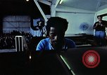 Image of Sammy Davis Jr Vietnam Can Tho Army Airfield, 1972, second 47 stock footage video 65675022331
