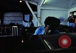 Image of Sammy Davis Jr Vietnam Can Tho Army Airfield, 1972, second 51 stock footage video 65675022331