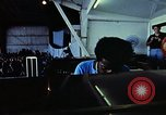 Image of Sammy Davis Jr Vietnam Can Tho Army Airfield, 1972, second 52 stock footage video 65675022331